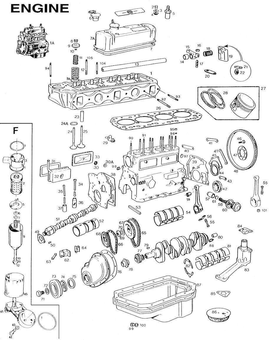 page-4-engine,-MGA,-MGB-compressor - MG Parts